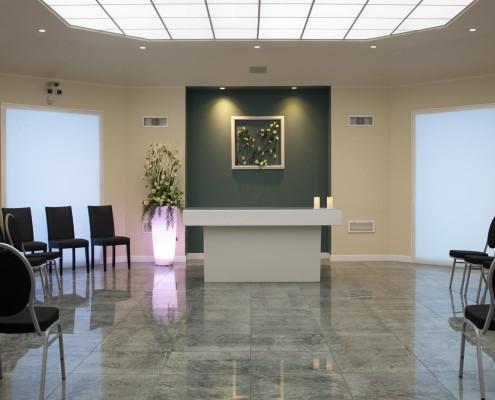 Casa Funeraria - Onoranze Funebri Gambaro - Castano Primo (MI)